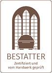 Fachzeichen des Bundesverband deutscher Bestatter